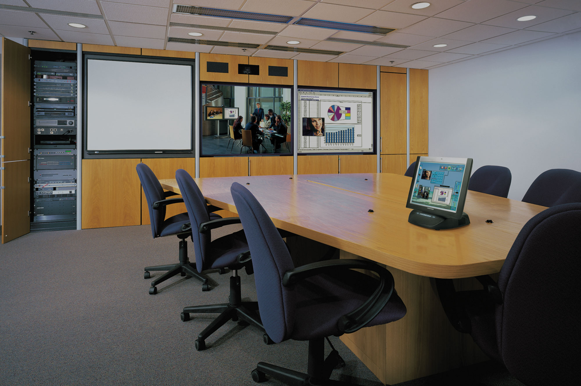 Boardroom/Conference Room Control